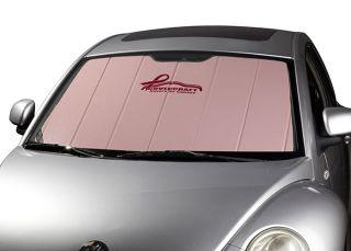Covercraft Pink Car Sun Shade   Pink Ribbon Breast Cancer Merchandise