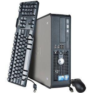 Dell OptiPlex 780 Core 2 Quad Q9400 2.66GHz 2GB 1TB DVD±RW Windows 7