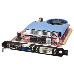 NVIDIA GeForce 9500GS 512MB DDR2 PCI Express (PCIe) DVI/VGA Video Card
