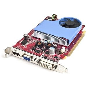 NVIDIA GeForce GT 120 1GB DDR2 PCI Express (PCIe) DVI/VGA Video Card w