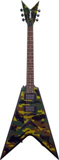 Washburn Dime V Electric Guitar (with Gig Bag) at zZounds