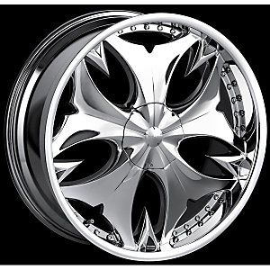 1999 2012 Chevrolet Silverado 1500 Wheel   Mazzi, Mazzi Wheels FATAL