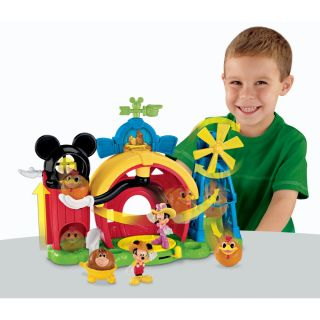 Fisher Price® Mickey Mouse Clubhouse Barnyard Dance Farm Playset