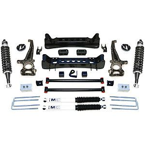1992 2000 GMC K2500 Suspension Lift Kit   Pro Comp Tires, Direct fit