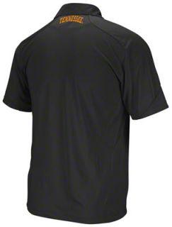 Tennessee Volunteers Black adidas Football Adizero Sideline Polo Shirt