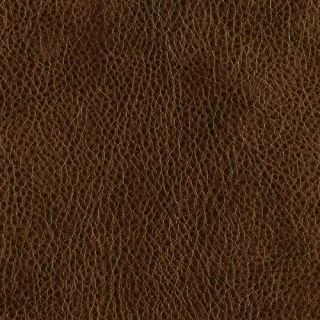 Faux Leather Fabric Bison Caramel   Discount Designer Fabric   Fabric