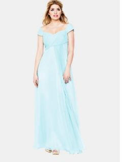 Holly Willoughby Gathered Maxi Dress  Littlewoods