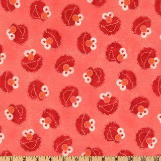 Sesame Street Elmo Red   Discount Designer Fabric   Fabric