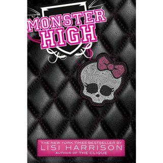 Monster High by Lisi Harrison (Paperback Book)   Shop.Mattel