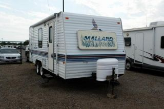 Used 1995 Fleetwood Mallard Travel Trailers For Sale In Meridian, ID