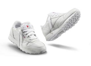 Reebok Boys Classic Leather   Children Shoes  Official Reebok Store