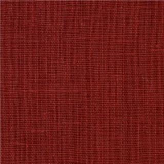 European Linen Fabric Red Oak   Discount Designer Fabric   Fabric