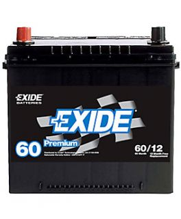 Exide Premium Battery, 51 60   4110310  Tractor Supply Company