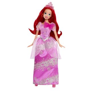 Disney Princess SPARKLING PRINCESS® Ariel Doll   Shop.Mattel