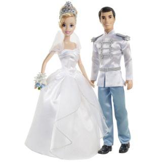 Disney Princess Cinderella FAIRYTALE WEDDING® Dolls   Shop.Mattel