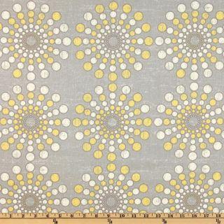 Waverly Circular Motion Sterling   Discount Designer Fabric   Fabric