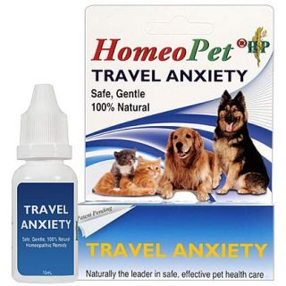HomeoPet Travel Anxiety   Motion Sickness Remedy   1800PetMeds