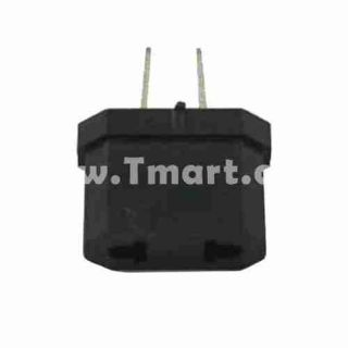 Travel Charger Adapter Plug European Euro to US USA   Tmart
