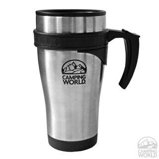 Camping World Logo Coffee Mug, 16 oz.   Intersource Enterprises D09