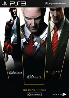Hitman: HD Collection PS3  TheHut
