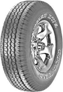 Goodyear Wrangler SR A 235/75 15 Tire (Set of 2) (Specification 235