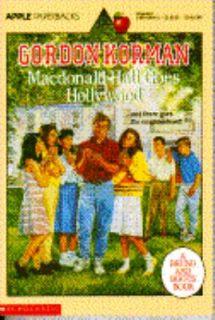 MacDonald Hall Goes Hollywood 6 by Gordon Korman 1994, Paperback