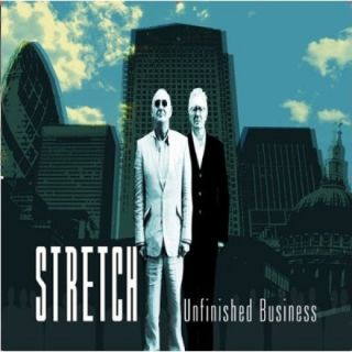 Stretch   Unfinished Business CD  TheHut