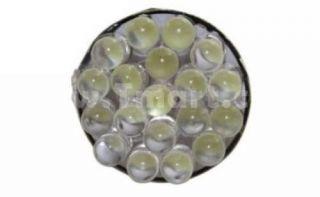 1157 19 LED Car Tail Brake Stop Light Bulbs 12V White   Tmart