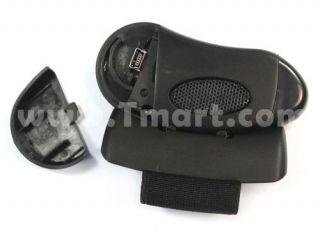 Bluetooth Hands free Car Kit FM Transmitter FM88   Tmart