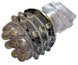 3156 36 LED Turn Signal Car Light Bulbs 12V White   Tmart