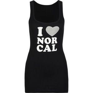 NOR CAL Love Womens Tank 151955100  Tanks & Camis