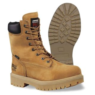 Timberland Pro Direct Attach 8 Inch Steel Toe Work Boots   Mens