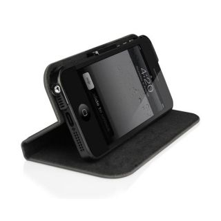 MacMall  MacAlly Peripherals Slim Folio Case with Stand for iPhone 5