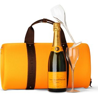 Traveller set 750ml   VEUVE CLICQUOT   Champagne gifts   Wine