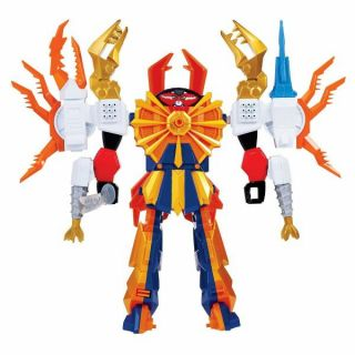 Power Rangers Mega Zord Samurai Clawzord   Great Gifts at Deals
