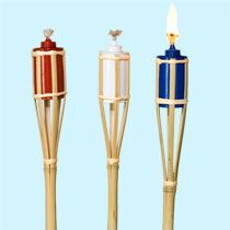 Bulk Patriotic Bamboo Garden Torches, 48 at DollarTree
