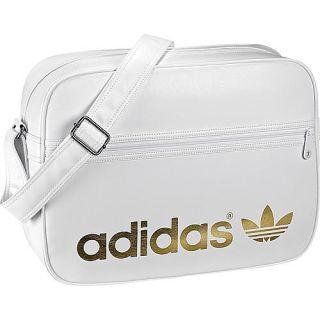 Adidas Schultertasche Airline Bag, weiß/gold weiß/gold im Karstadt