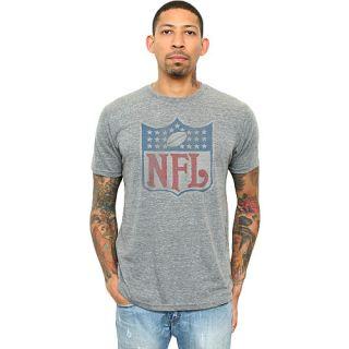 NFL Shield Tees Mens Junk Food NFL Shield Game Day Triblend T Shirt
