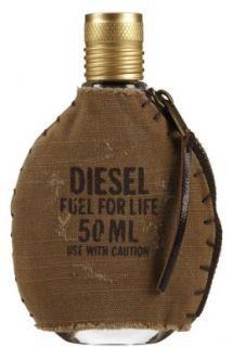 Diesel Fuel for Life Homme Eau De Toilette Spray 50ml   Free Delivery