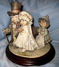 Giorgio Armani Wedding Bride Groom Bridesmaid flowergirl collectible
