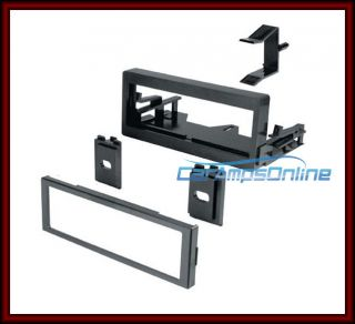 GM CHEVY TRUCK CAR STEREO RADIO DASH INSTALL MOUNTING KIT DASH