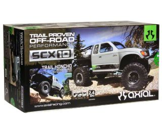 Axial SCX10 Trail Honcho 1/10th 4WD Electric RTR Rock Crawler w/AX 3