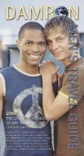 Damron Mens Travel Guide by Gina Gatta 2006, Paperback