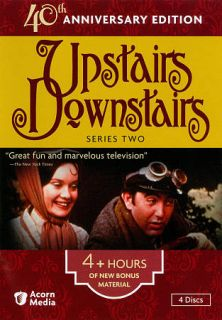 Upstairs Downstairs Series Two DVD, 2011, 4 Disc Set, 40th Anniversary