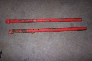 GRAVELY WALK BEHIND TRACTOR 500 5000 SERIES HANDLE BAR TUBE SUPPORTS