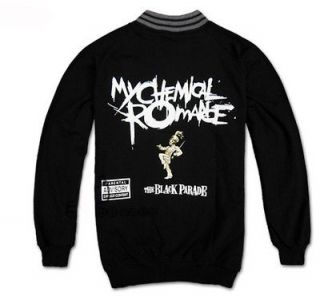 My Chemical Romance MCR Gerard Way VICTORIA Hoodie Punk the black
