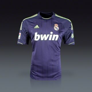 adidas Real Madrid Away Jersey 12/13  SOCCER