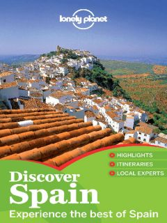 Discover Spain (eBook) Spain Travel Guide Book Featuring Barcelona