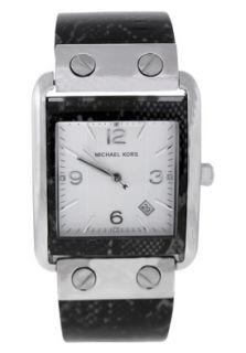 Michael Kors MK4238 Watches,Womens Bangle Silver Dial Resin, Womens