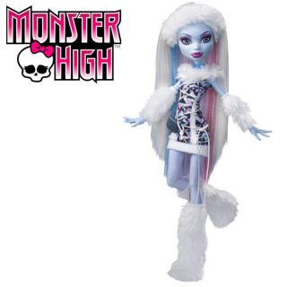 Monster High Doll Abbey Bomniable   Great Gifts at Deals Direct
